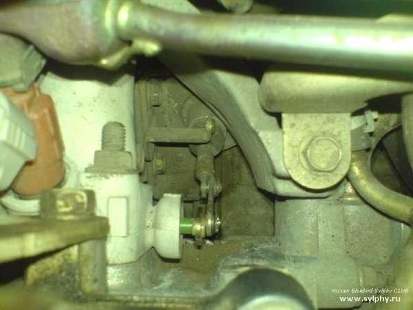 Клапан управления завихрением воздуха (Swirl)