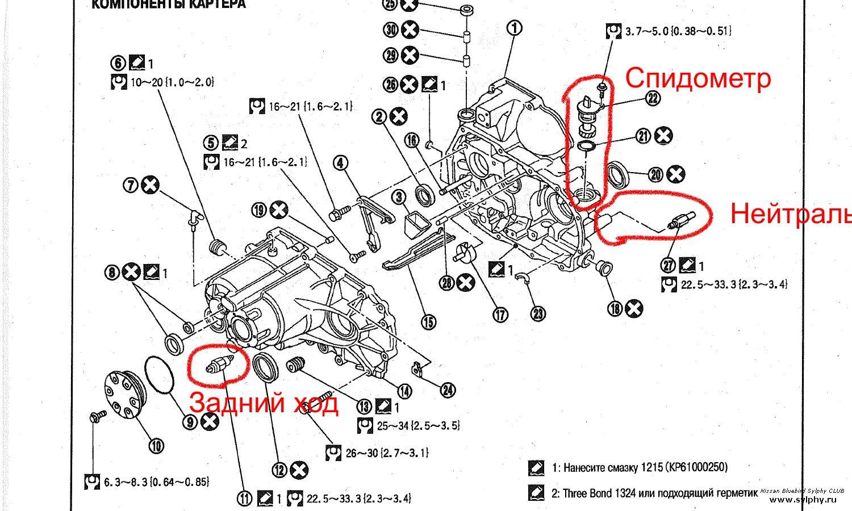 Nissan Sylphy Club Qg18dd Wiring Diagram