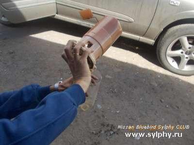 Замена топливного фильтра на рестайлинговых птичках