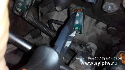 Замена топливных форсунок QR20DD