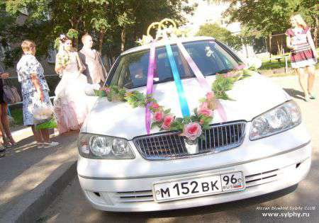 Свадьба друга - Начало