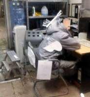 Не спи на работе!