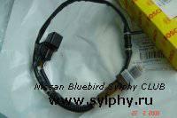 Замена лямбда датчика на Bluebird Sylphy (рывки; высокий расход)