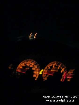 Перегон Nissan bluebird sylphy