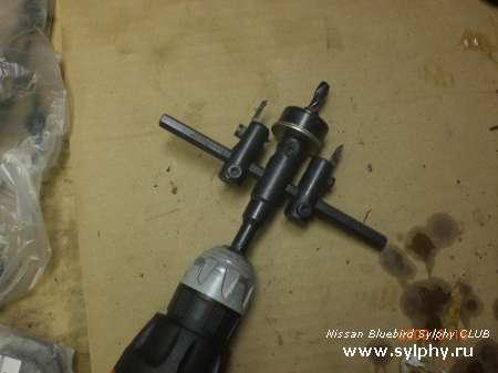 Замена сальников клапанной крышки.