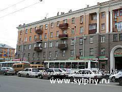 Новая управа на Омских автомобилистов