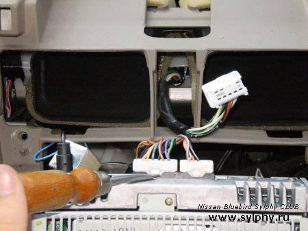 Подключение FM-адаптера