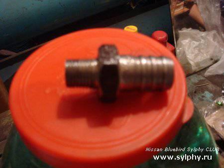 Установка электрического отопителя Sylphy