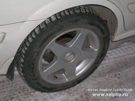 Замена балки задней подвески + задние дисковые тормоза