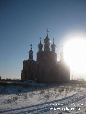 Рождество по Омски!
