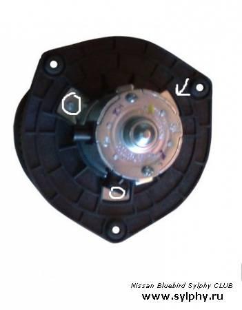 Замена вентилятора печки от ВАЗ 2110