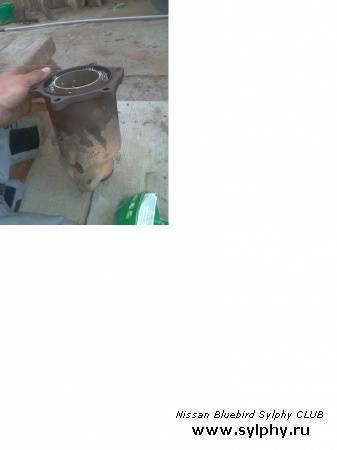 Пламегаситель в замен катализатора
