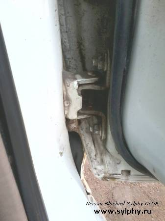 Мой опыт с просевшей дверью