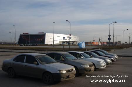 Празднование 6 летия клуба в Омске