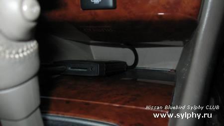 MP3 к штатной магнитоле. С USB и AUX входом.