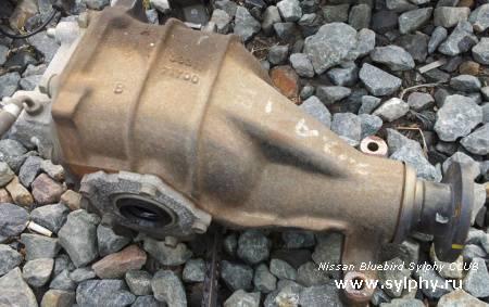 Апгрейд Sylphy 4WD или замена QG18de 2002 года на 2003 год