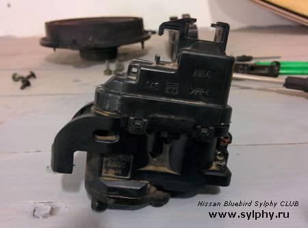 Ремонт механизма электрического складывания бокового зеркала