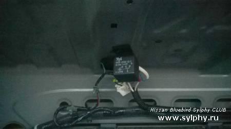 Замена пола багажника