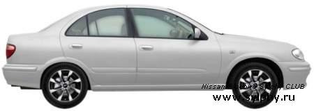 Обзор Nissan Bluebird Sylphy